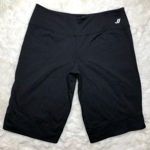 Joe Fresh Capri Pants Black Size Small